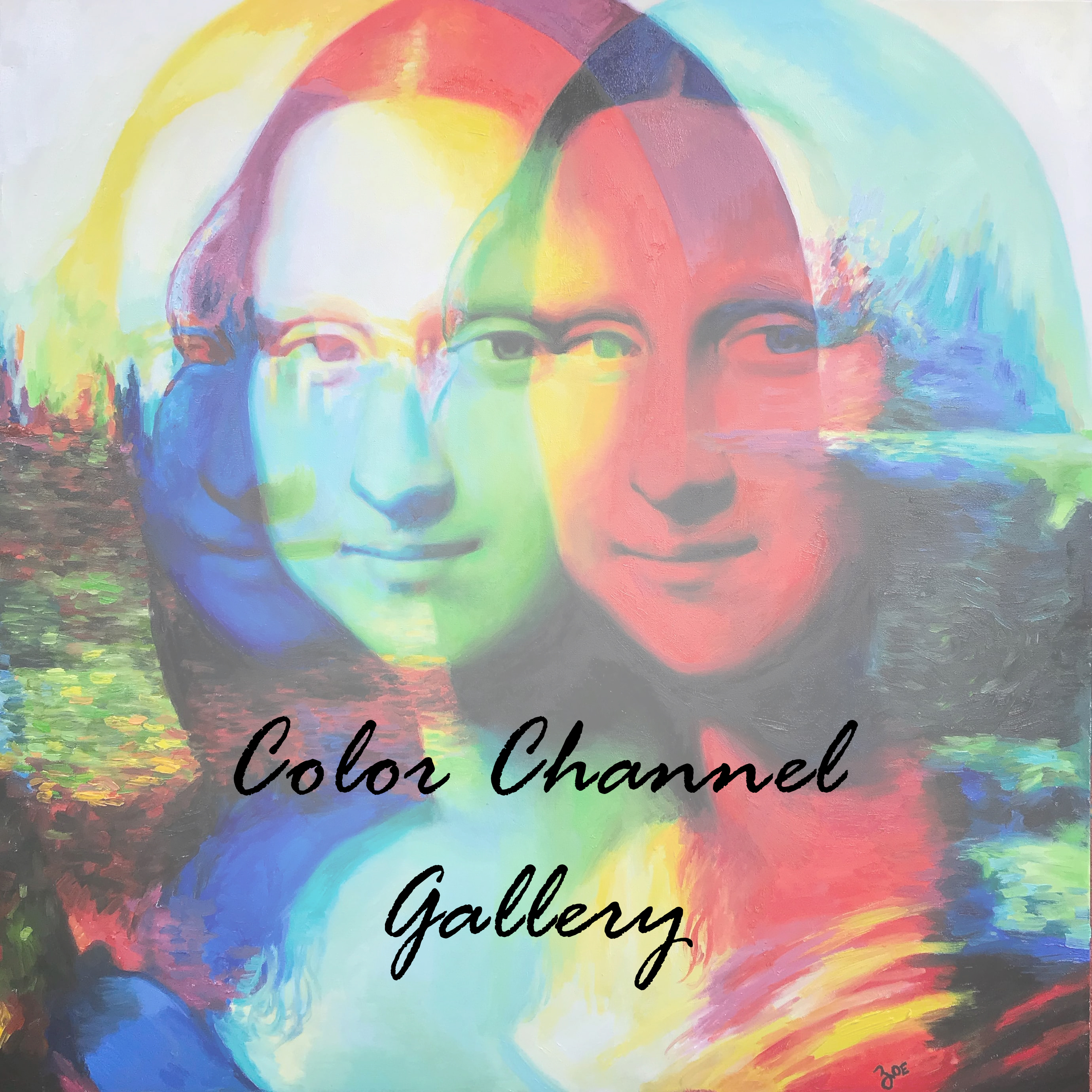 COLOR CHANNEL Main Page