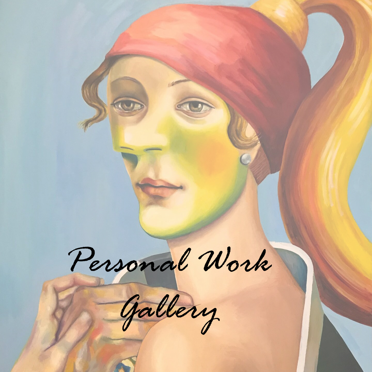 Personal Work Gallery Main Page